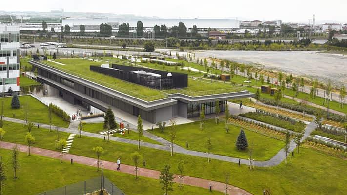 Akbank Academy Social Center